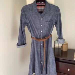Toad & Co organic cotton dress